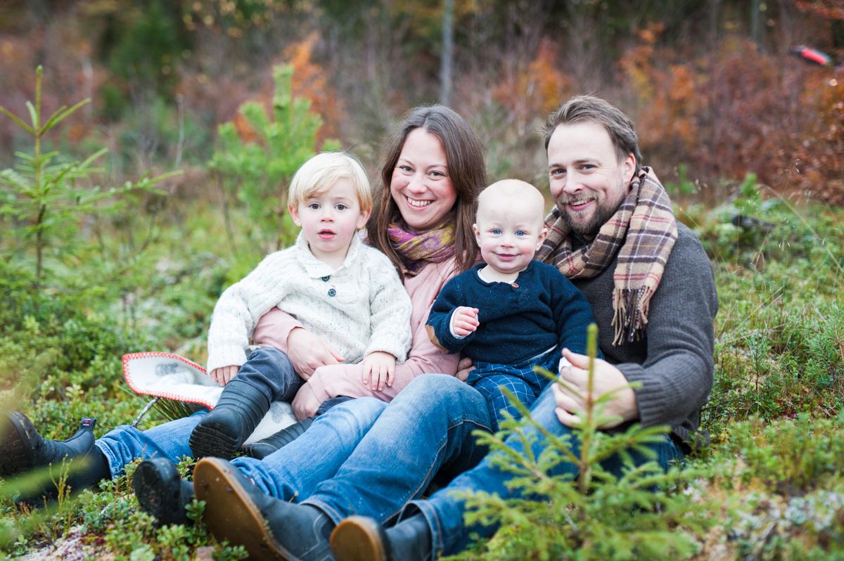 Alfred & Valter – Familjefotografering