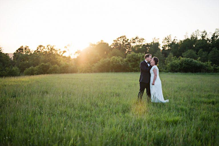 Emma & Johan – Bröllop på landet