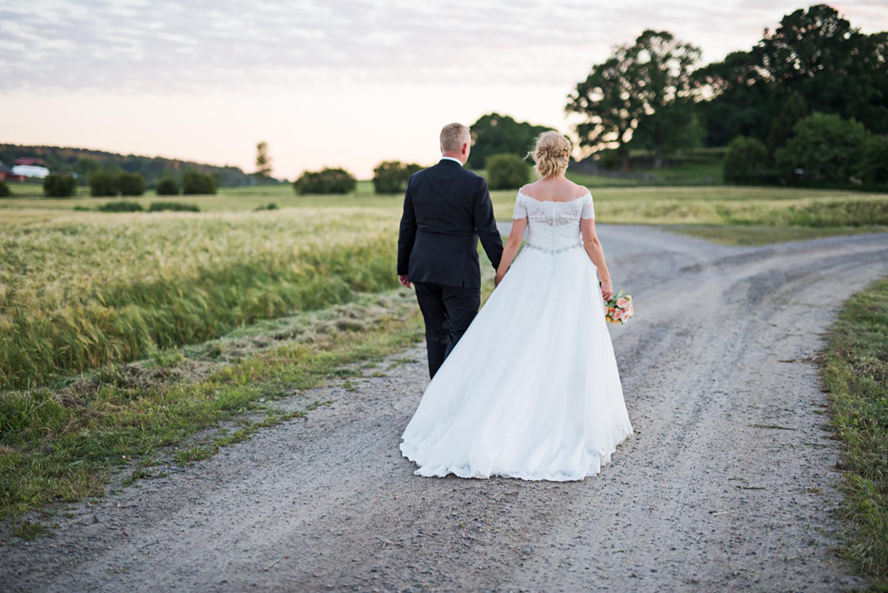 Jimmy & Caroline – Bröllop i Istorp