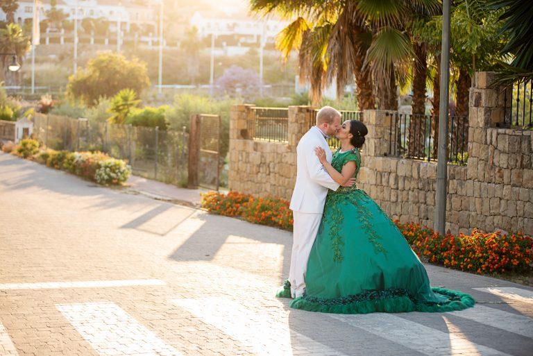 Sara & Patrik – Marbella