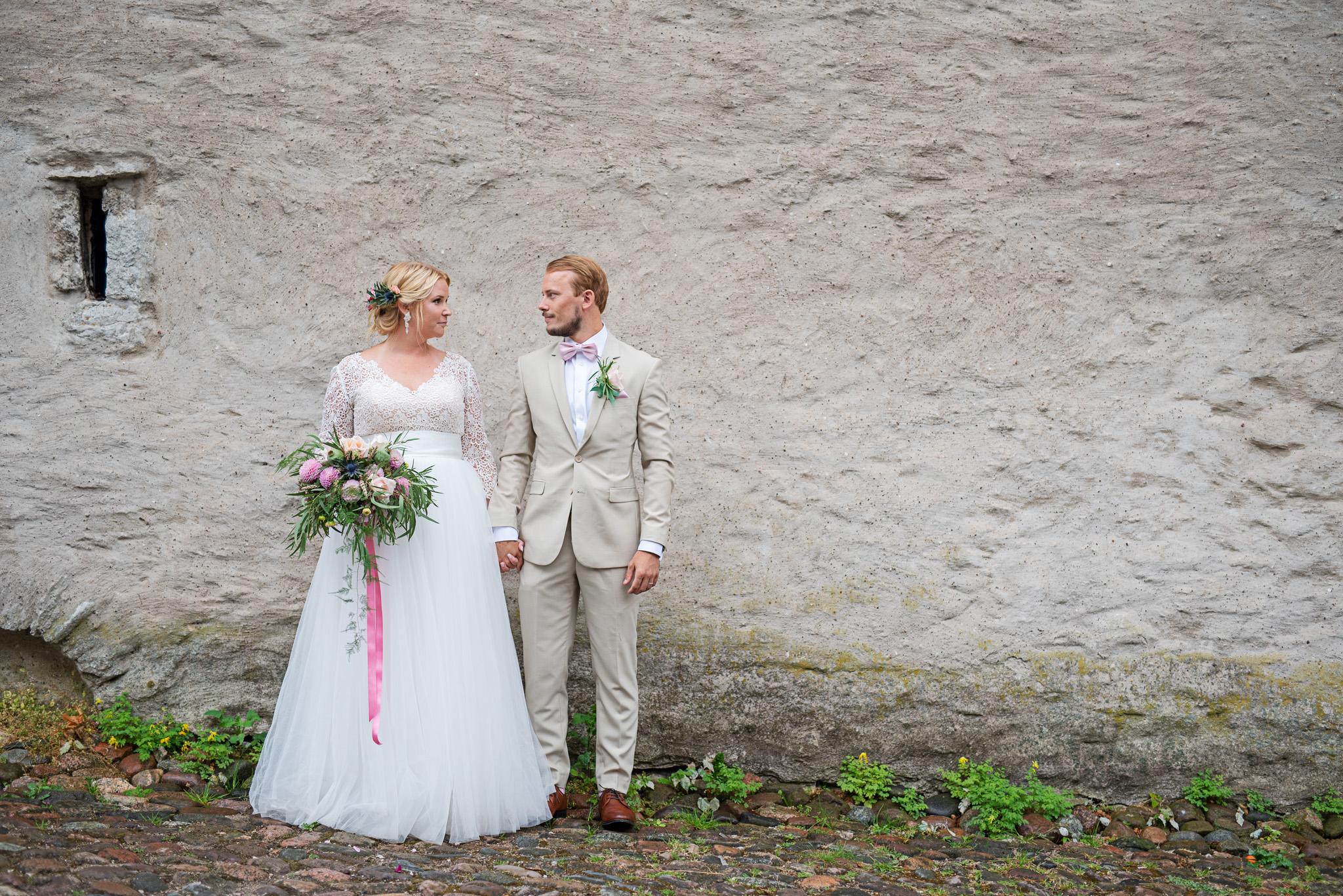 Maja & Alexander – Bröllop på Gotland
